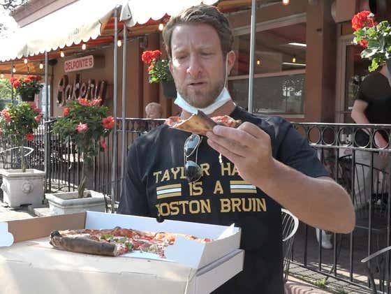 Barstool Pizza Review - Del Ponte's Coal Fired Pizza (Bradley Beach, NJ)