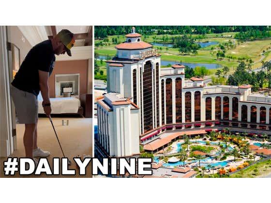 Live from L'Auberge Casino Resort Lake Charles
