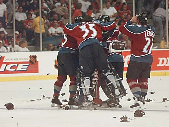 On This Date in Sports June 10, 1996: Avalanche in Overtime