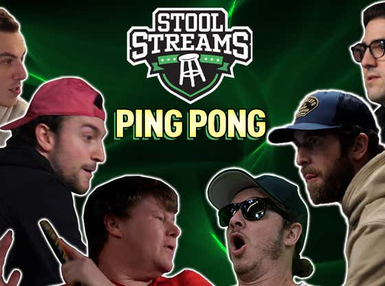 Stool Streams: Ping Pong Returns to the Triple S for Today's Tripleheader