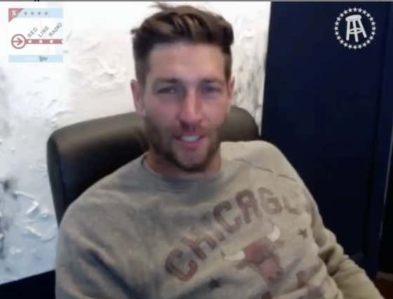 I Didn't Think It Was Possible But Jay Cutler Was So Much Cooler Than I Ever Expected On Red Line Radio This Week