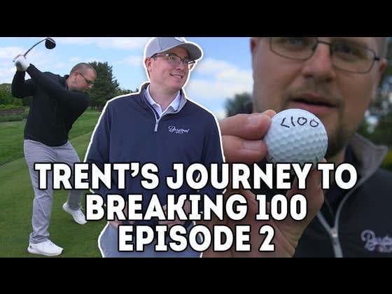 Trent's Journey To Breaking 100 Episode 2