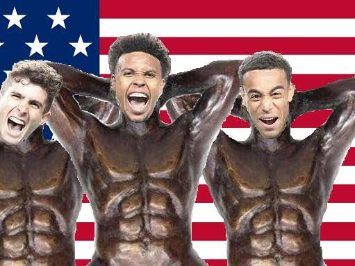 I Have Officially Fallen Head Over Heels Back In Love With The USMNT & This Clip Shows Why