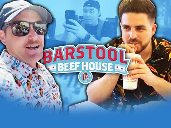 Welcome To Barstool Chicago's New HQ | Beef House Volume 22