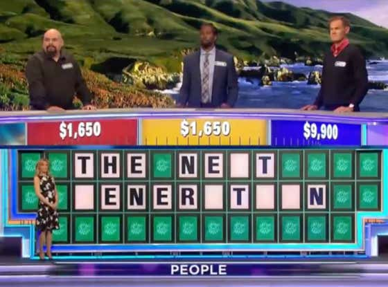 This Wheel of Fortune Guess Might Be the Worst Answer in Game Show History