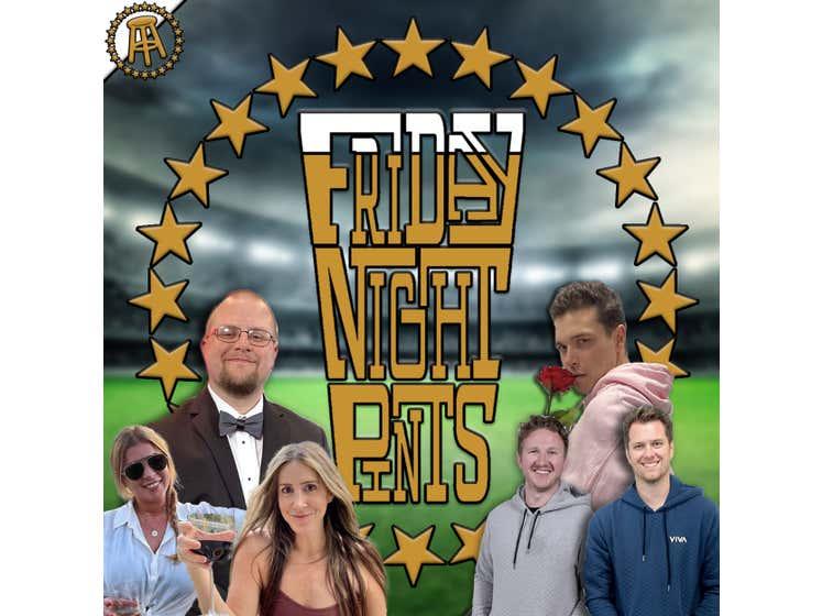 Girls Gotta Eat Talk Sex, Dick Picks, and Murder - Friday Night Pints 58 Presented by Revitalyte