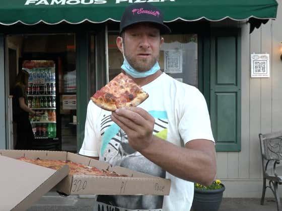 Barstool Pizza Review - Luigi's Famous Pizza (Lincroft, NJ)