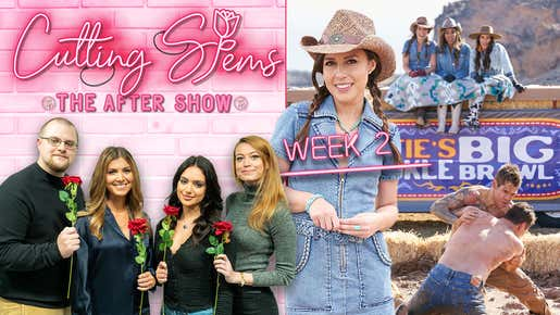 Cutting Stems: The After Show Week 2 REPLAY