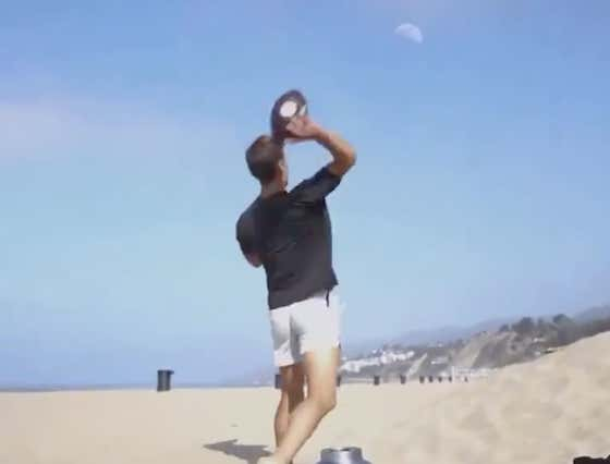 Tom Brady Has Destroyed The Moon With One Throw