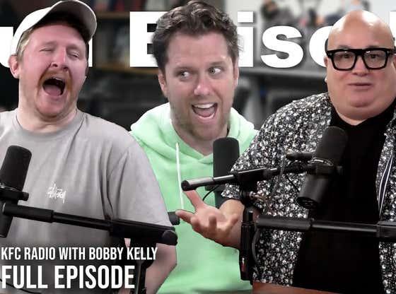 KFC Radio: Superheroes Don't Eat P*ssy ft Bobby Kelly