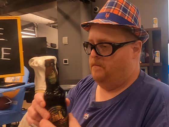 Tank's Taste Test Hank's Diet Root Beer