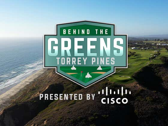 Behind The Greens: U.S. Open - Torrey Pines (Presented by Cisco)