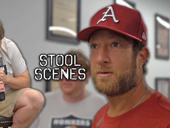 "Dave Portnoy ""Goes Bankrupt"" Taking Employees College Baseball Picks"