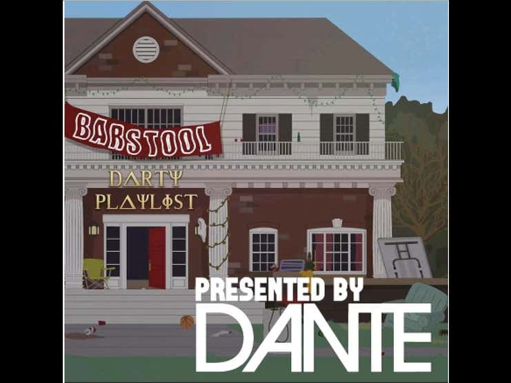 The Barstool 2021 Darty Mix