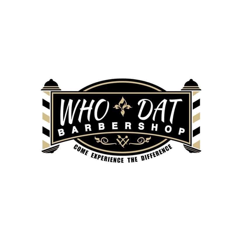 WHO DAT Barbershop