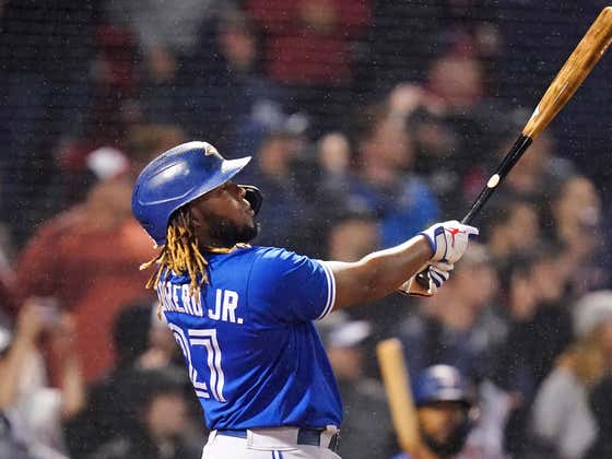 It Is With A Heavy Heart I Announce That Vladimir Guerrero Jr. Will Not Be Participating In The Home Run Derby This Year