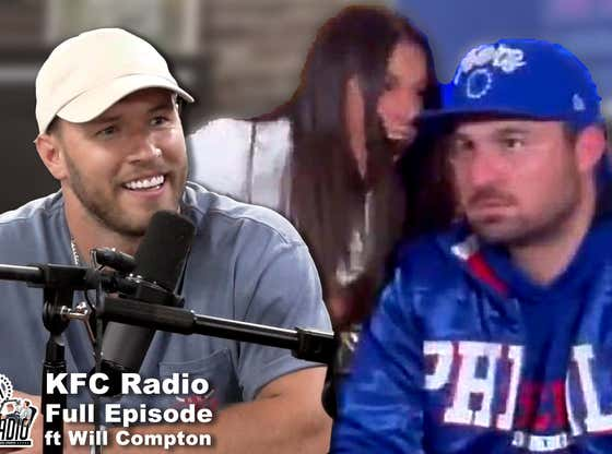 KFC Radio: Trysta Krick DESTROYED Barstool Philly on the Electric Chair ft Will Compton