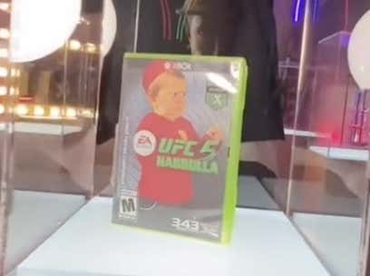 Hasbulla Is The Biggest No Brainer Choice For The Cover Of The Next UFC Game