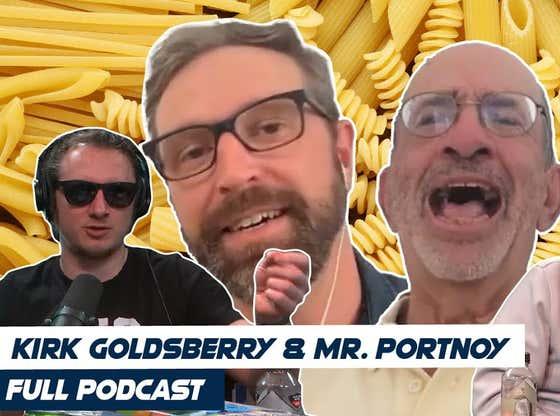 Uber, Patriots, Chowder: Mr. Portnoy Aces Mental Exam