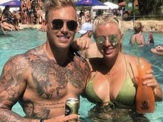Fairy Tale Ending: Aussie Cop Who Was Arrested For Doing Cocaine Off a Playboy Model's Naked Body Is Now Teaming Up With Her On OnlyFans