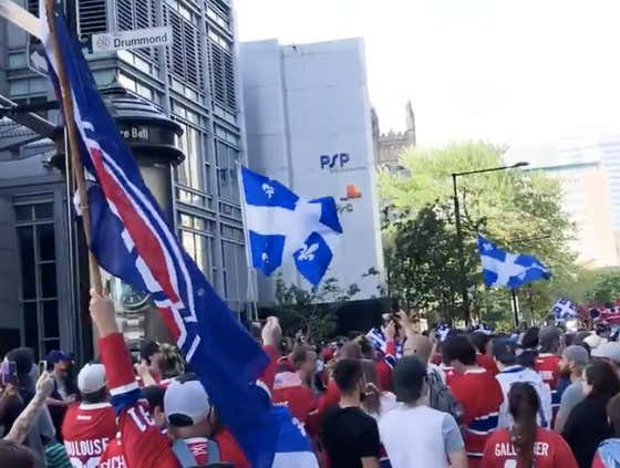 Montreal Is Ready To Fucking RAGE