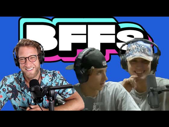 Vinnie Hacker Joins BFFs To Talk About His Rise As A Wiggle Dicker