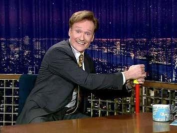 Possibly The Funniest Moment From Conan O'Brien, In Honor Of His Final Show