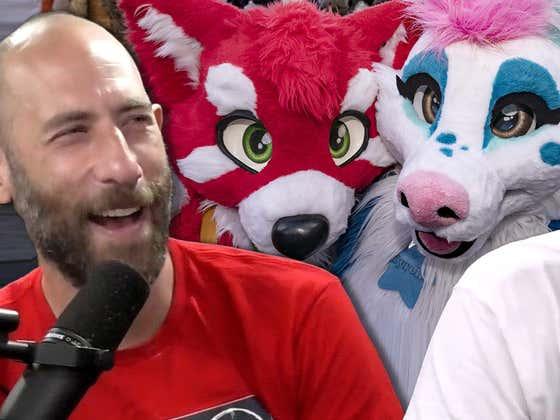 The Furry Community Has Gone Mainstream Ft Ari Shaffir - KFC Radio