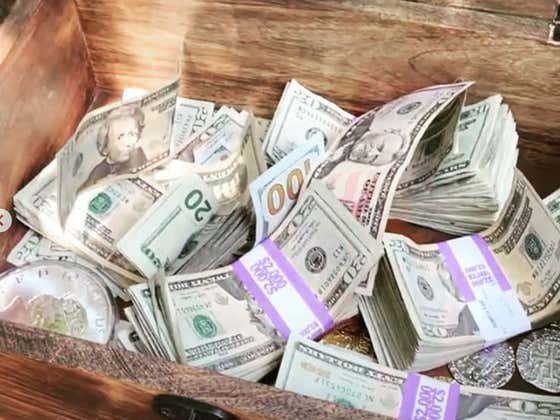 We Got A Good Old Fashioned Treasure Hunt In Utah After Two Friends Decided To Bury $10k And Post A Bunch Of Clues On Instagram