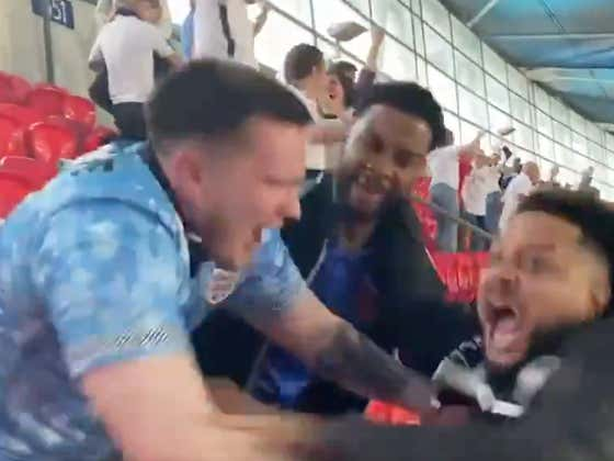Yeah, It's Safe To Say England Fans Are Going Fucking Bonkers All Night After Beating Germany
