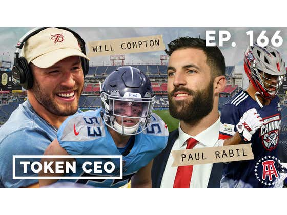 Running A Business AND Being a Professional Athlete with Will Compton & Paul Rabil