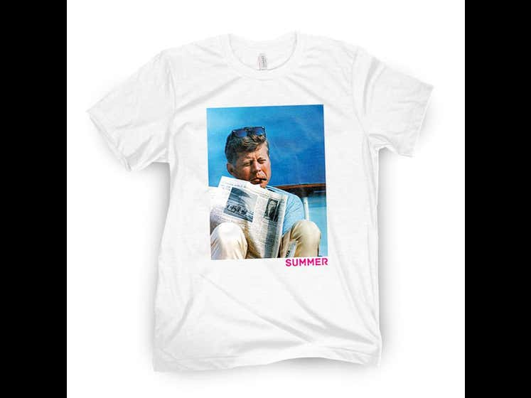 The Hottest Shirt Of Summer Is Back!