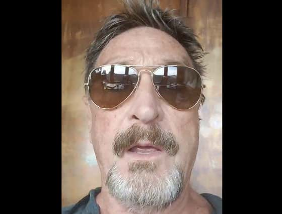 """""""Yes, I've Taken Bath Salts. Every Fucking One Of Them""""--John McAfee. The Man Lived An INSANE Life"""