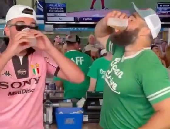 Hey Jason Kelce, Do The Beer Tweet