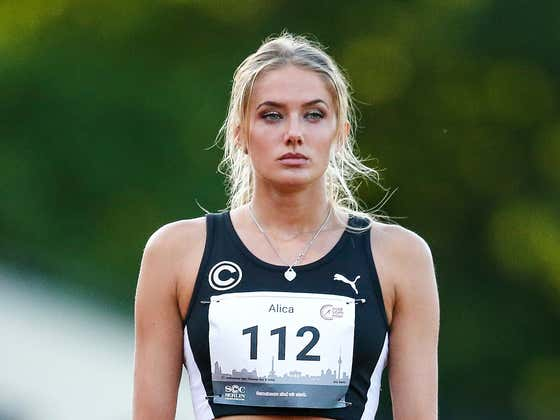 'The World's Sexiest Athlete' Bounced Back From A DQ At The Olympics By Dominating The Professional Model Scene In Milan