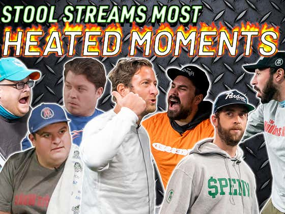 The Most HEATED Moments In Stool Streams History