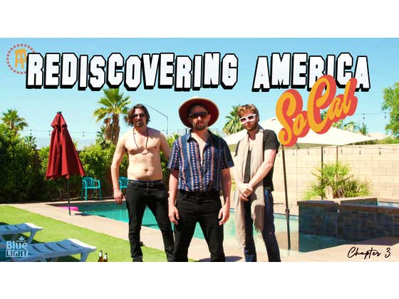 Rediscovering America: Southern California (The Quest For Clout)