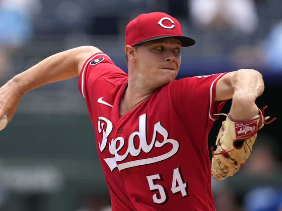 Sonny Gray Didn't Like How He Was Pitching So He Went Into The Clubhouse, Stripped Completely Naked, Changed His Uniform, Came Out And Shut Down The Royals