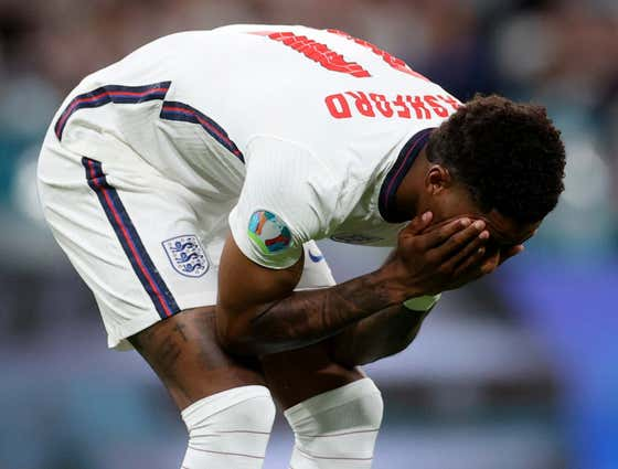 This Marcus Rashford Instagram Post After He Missed The Penalty vs Italy Broke My Heart