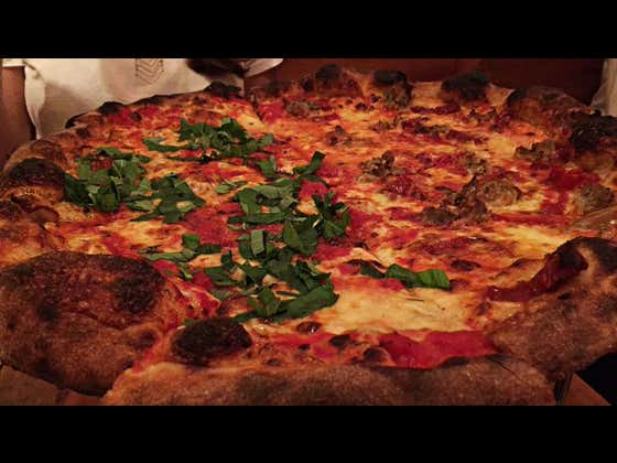 The Best Pizza Town In America Is Portland, Oregon. Wait What???