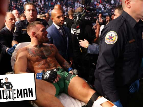 One Minute Man: Did Conor McGregor Take It Too Far?
