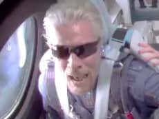 Richard Branson Officially Wins The Billionaire Space Race, Promptly Gives The Corniest Speech Of All Time