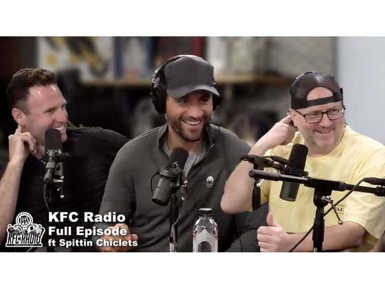 Spittin Chiclets Takes Over KFC Radio