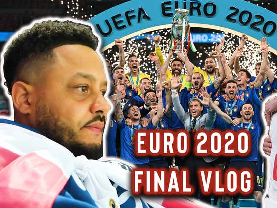 IT'S NOT COMING HOME, IT'S GOING ROME!! ENGLAND LOSE EURO2020 FINAL 3-2 ON PENALTIES TO ITALY