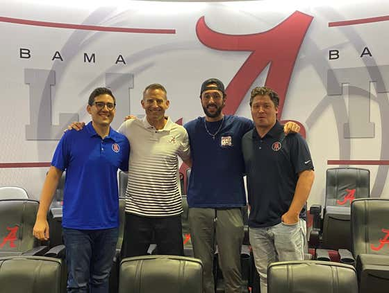 A Crazy Day in Tuscaloosa: Barstool Bench Mob SEC Road Trip Day Three Recap