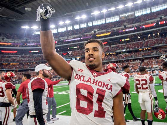 The Soft-Ass Big 12 is Cracking Down on Opponents Flashing the Horns Down Gesture