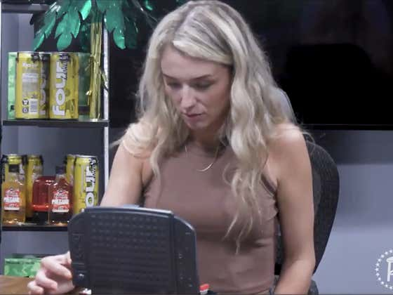 Megan Makin Money Is Officially 0-2 In Barstool HQ