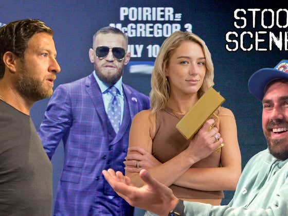 Behind the Scenes of the McGregor Fight + Megan Makin Money's Awful First Bet as a Barstool Employee