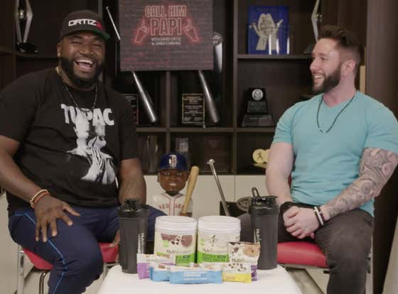 I Have A Podcast With David Ortiz Now
