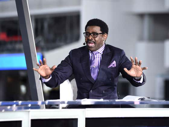 Michael Irvin Said That Unvaccinated Players Don't Want To Win A Championship